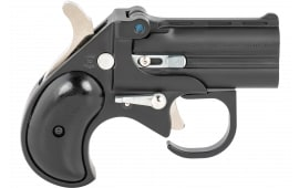 "Cobra Enterprises / Bearman Bigbore Derringer - 2.75"" Barrel 22 Mag 2rd - Black W/ Pearl Grips - BBG22BB"