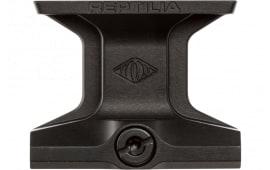 """Reptilla 100037 Dot Mount 1.93""""T-1/T-2 - Black"""