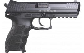 """HK M730903LSA5 P30LS V3 Long Slide Ambi Safety DA/SA 4.45"""" 15+1 Black Polymer Grip Blued Steel"""
