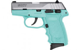SCCY CPX4TTSB CPX4-TT Pistol DAO .380 10rd SS/SCCY Blue w/SAFETY