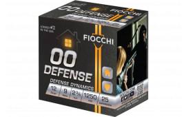 Fiocchi 12EX00BK 12 00 9PEL Blue Hulls *LTD* 250rdS - 250sh Case