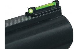 Truglo TG949B Tru-Bead Universal Shotgun Fiber Optic Green/Red/Yellow/Orange Front Green Rear Black