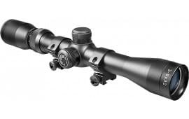 """Barska AC10380 Plinker-22 3-9x 32mm Obj 36-13 ft @100 yds FOV 1"""" Tube Dia Black 30/30"""