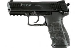 "Heckler and Koch 81000112 P30S V3 DA/SA Trigger 3.85"" Barrel NS 3-17rd w/SAFE"