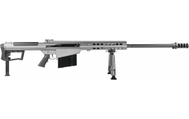 "Barrett 18067 M107A1 50BMG 29"" Fluted Grey Cerakote"