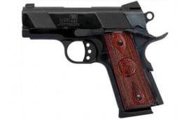 "Iver Johnson Arms GIJ27 Johnson 1911 Thrasher 3.12"" FS7rdBLUED"