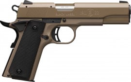 Browning 051-882490 1911 22 CMP 3 5/8 FDE