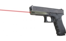 "LaserMax LMSG417 Guide Rod Red Laser For Glock 17 Gen 4 .75""@25yd 3-393 Bttry"