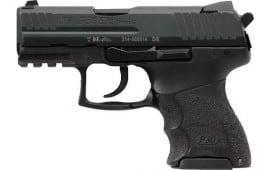 """Heckler and Koch 81000087 P30SK V3 DA/SA Trigger 3.27"""" Barrel NS 3-10rd Black"""