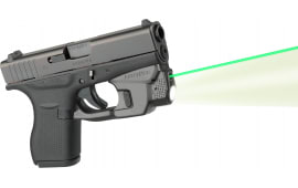 LaserMax CFG4243CG Centerfire Laser/Light Combo Green Laser Glock 42/43 Under Barrel