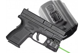 Viridian C5LPACKC3 C5L w/Tacloc Holster for Springfield Xd/xdm Green Laser 100 Lm