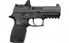 Sig Sauer 320C9BRXP10 320 3.9 STRKR 10rd Black