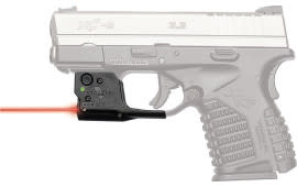 Viridian 920-0019 Reactor R5-R Gen 2 Red w/ Holster SPG XDS