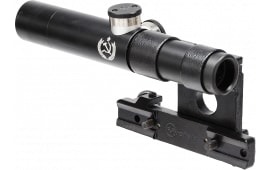 "Firefield FF13024 PU Scope 3.5x 18mm Obj 21.4 ft @ 100 yds FOV 1"" Tube Dia Black Three Post"