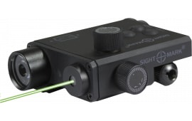 Sightmark SM25004 LoPro Combo Laser/Flashlight Green Laser AR15 Weaver/Picatinny