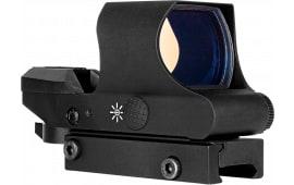 Trinity Force Corp CXHD119 Reflex 1x 24x34mm Obj Unlimited Eye Relief Black Matte