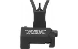 Troy Ind FBSFMBT00 Battle Sight Front Folding AR-15 Black