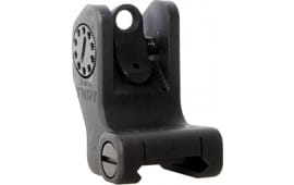 Troy Ind FRSR0BT00 Battle Sight Rear AR-15 Black