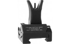 Troy FBSFMBT01 Battle Sight Fixed M4 Front Tritium Black