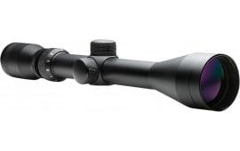 "NCStar SFB3940G Shooter 3-9x 40mm Obj 36.6-13.6 ft @ 100 yds FOV 1"" Tube Dia Black P4 Sniper"