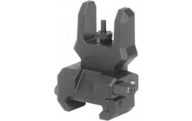 Command Arms FFS Low Profile Front Flip Up Sight Poly/Aluminum Black