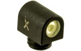 Meprolight 34045 Tru-Dot Remington Shotgun Bead Remington 870/1100/1187 Tritium Green Black