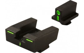 Meprolight 12224 R4E Optimized Duty Glock Full Size Green Black