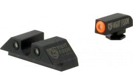 Night Fision GLK-001-07-OWX NS Glock 17/19 U-notch Rear