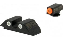 Night Fision GLK-001-07-OZX NS Glock 17/19 U-notch Rear