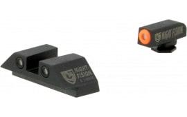 Night Fision GLK-003-03-OWX NS Glock 42/43 Square