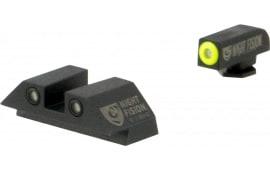 Night Fision GLK-003-03-YZX NS Glock 42/43 Square
