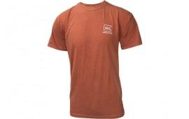 Glock AA75123 Carry Confidence Shirt Rust MD