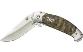 Browning 3220355 EDC Tactical Hunter 3.25 Knife
