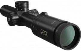 GPO R610 Tactical 1-6X24ITAC Black