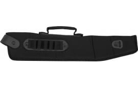 Desantis Gunhide M92BJG1Z0 Kurz Shotgun Case Mossberg Shockwave; Remington Tac-14 410GA Black Nylon 14""