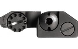 Troy Ind FBSR0BT00 Battle Sight Rear AR-15 Black