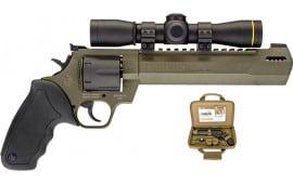Taurus 244008B1RHHP RGHNT 44MG 8 3/8 Green w/SCP CS Revolver