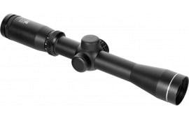 "NCStar SEPB2732B Pistolero 2-7x 32mm Obj 14-4.5 ft @ 100 yds FOV 1"" Tube Dia Black Illuminated Plex"