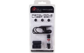 Aim Sports LH002 Pistol/Rifle Red Laser Universal w/Accessory Rail Weaver or Picatinny