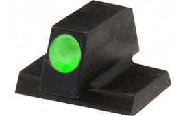 Meprolight 11766FS Tru-Dot Night Sight Fixed S&W M&P Full Size/Compact Tritium Green Black