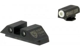 Night Fision GLK-001-03-WWX NS Glock 17/19 Square