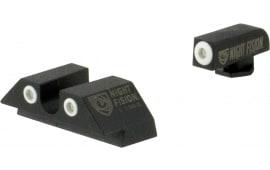 Night Fision GLK-001-07-WWX NS Glock 17/19 U-notch Rear