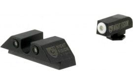 Night Fision GLK-001-07-WZX NS Glock 17/19 U-notch Rear