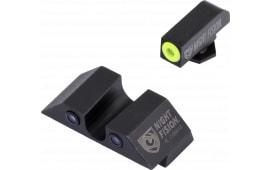 Night Fision GLK-001-07-YZX NS Glock 17/19 U-notch Rear