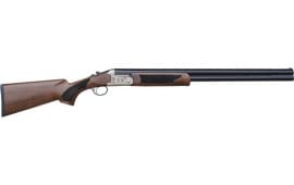 "Legacy Sports KAR1228 Pointer Acrius 12GA. 3"" Over/Under 28"" CT-5 Walnut Shotgun"