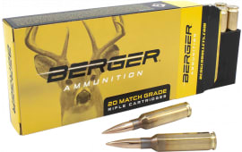 Berger Bullets 31031 6.5 Creedmoor 135 GR Classic Huntr - 20rd Box