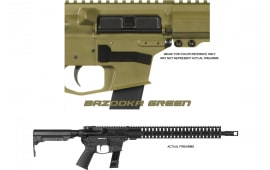 CMMG 92AE68FNBG Rifle Resolute 300 MK17 Nbgreen
