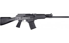 "JTS M12AR AR Style Shotgun 3"" 2-5rd Mags M-LOK Black"
