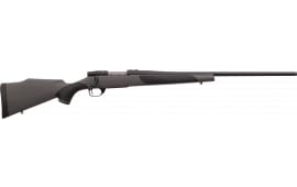 "Weatherby VGT65PPR4O Vanguard Accuguard 3+1 26"" Black w/Gray Webbing Fixed Monte Carlo Griptonite Stock Matte Blued Right Hand"