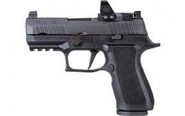 Sig Sauer 320XC9BXR3RXP10 320 3.6 STRKR 10rd Black